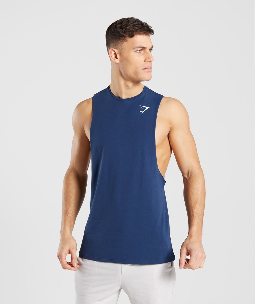 critical drop armhole tank