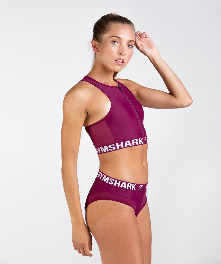 charge sports bikini top